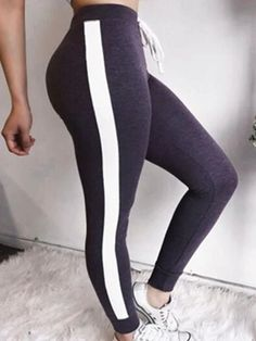 Casual Daily Long Pants Slacks Long Pants, Straight Leg Pants, Pants For Women, T Shirts For Women, Printed Trousers, Leggings Are Not Pants, Leggings Fashion, Workout Leggings, Slacks