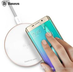 Qi Wireless Power Charger Charging Pad Sender Module For Cellphone Samsung Andrews New Round Plate Shape Auto Cell Phone Chargers Battery Operated Cell Phone Chargers From Archerslove, $13.83| Dhgate.Com