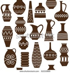Greek Urns, Vases - Ancient Greece for Kids