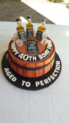 Johnny Walker Black Label Cake Photos Cakes And Black