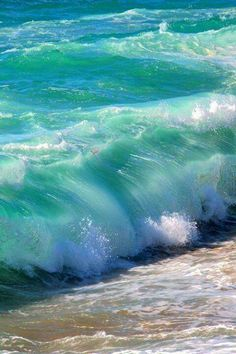 Aqua beautiful.