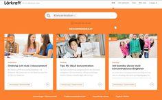 Lärkraft - första digitala kunskapsbanken för lärare och elevhälsa http://bit.se/6GsicH