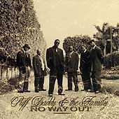 Puff Daddy & the Family - No Way Out /Original 1st Press 1997 Cassette Tape[NEW] #EastCoast