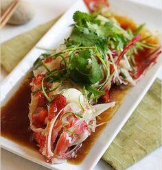 THAI Steamed Fish Recipe