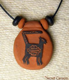 Native American MIMBRES Ringtail Cat Motif by SecretCanyon on Etsy   Price: $8.95 -- always FREE Shipping!