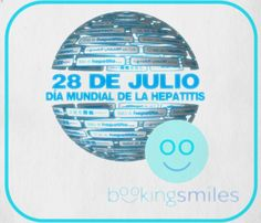 Día Mundial contra la Hepatitis - Booking Smiles