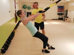 3 super-effective TRX moves you can do 3 different ways: