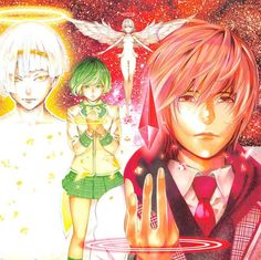 Platinum End - Profile Photo