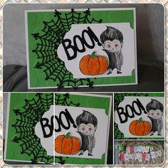 Sigrids kreative ART: Boo!