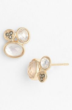 Judith Jack Cluster Stud Earrings available at #Nordstrom