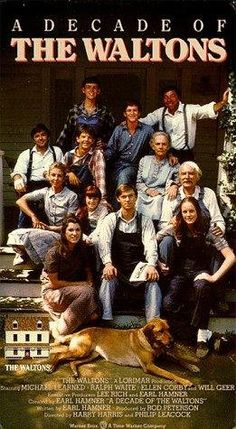 The Waltons one of my favorites shows to watch I wanted to be in that family