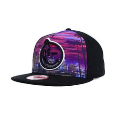 54930ca262a YUMS LA 9FIFTY Snapback Cap ( 37) ❤ liked on Polyvore featuring  accessories