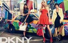 #CaraDelevigne | #JourdanDunn | [] DKNY [] [2014] [] [] [] campaign making [52s]▶  http://www.youtube.com/watch?v=gpZ_VT-TAMg []