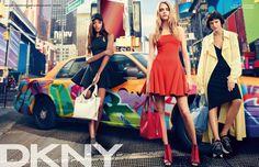 #CaraDelevigne   #JourdanDunn   [] DKNY [] [2014] [] [] [] campaign making [52s]▶  http://www.youtube.com/watch?v=gpZ_VT-TAMg []