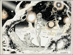 Sally Forth by Wally Wood