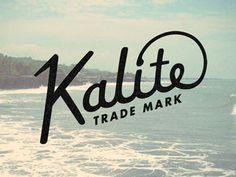 Kalite by Riley Cran in Lettering