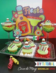 Fiesta temática mexicana Bodegas Ilusión #FiestasTematicas #DecoracionFiestas
