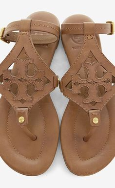 Tory Burch Sandals.