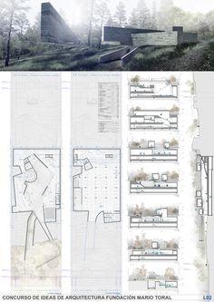 Segundo Lugar Concurso de Ideas Museo Mario Toral: BBATS + TIRADO Arqtos.,Courtesy of  BBATS + TIRADO