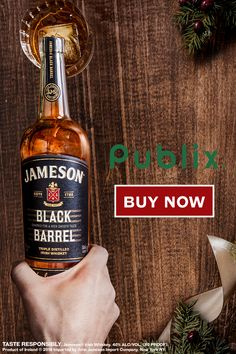 Getting everyone Jameson for the holidays? Easy. Purchasing from your local retailer? Even easier. Click to learn more. Jameson Irish Whiskey, Good Whiskey, Crazy Facts, Weird Facts, Good Knight, Beverages, Drinks, Hot Nails, Jack Daniels
