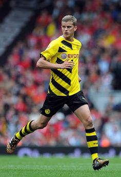 Sven Bender - Liverpool v Borussia Dortmund 10th August, 2014 #dortmund #bvb