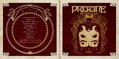 PRISTINE, Ninja, artwork, CD, album, Blues, Norway   Peter Möller