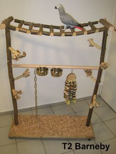 diy bird tree stand - Google Search