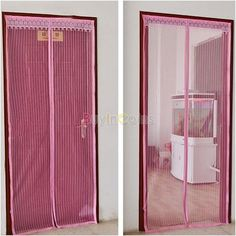 1000 images about rideau anti mouche on pinterest mesh door curtains and anti mosquito. Black Bedroom Furniture Sets. Home Design Ideas