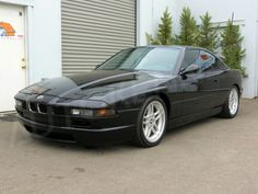 BMW 850i the car that made me fall in love with a Beamer!