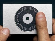 A arte do cartão de visita - Choco la Design   Choco la Design   Design é como chocolate, deixa tudo mais gostoso.