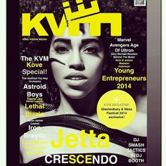 KVM Magazine Edition 4 will be covering exclusives from Glastonbury Festival (official) + NASS Festival + Wireless Festival and plenty more...get ready for ram packed KVM Magazine Issue 4 this August   Download Edition 1,2 & 3 to your iPhones & iPads now https://itunes.apple.com/gb/app/kvm-magazine/id647003106?mt=8