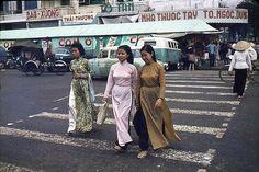 Áo dài trước 1975