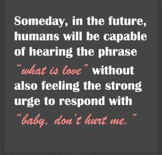 Perhaps one day. But today is not that day.