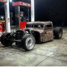 Old Hot Rod.☺☺