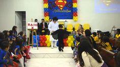 Congresso Infantil 2013 - Teatro Infantil  + Meu Super Herói