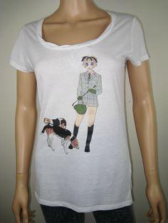 收盤了我們一些關於婦女上衣艾麗斯品牌非常不同的圖像。 www.etsy.com/shop/AliceBrands。 www.alicebrands.co.uk。 #alicebrands。 #dogs#fbloggers#bbloggers