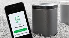 Clever: Das neue #Spotify auf #Sonos-Systemen verbindet Multiroom-Funktionen mit den Vorteilen von Spotify Connect.