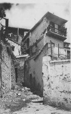 Balcón de Los Pintores, 1920. (Desaparecido).