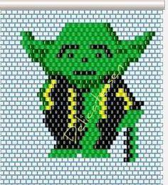 DELICATESSEN: Esquema Yoda