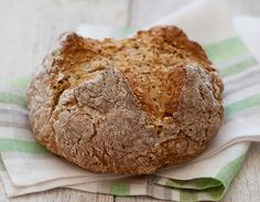 Mrs McCann's Oat Brown Bread | Food Ireland Irish Recipes