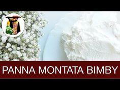 Panna Montata Bimby - YouTube