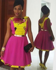 Today, we have some Classy African Prints styles to share with you. You'll get to see some really interesting picks on how African styles looks like when a fashion forward woman takes charge of styling an ensemble with an African Print. African Fashion Designers, Latest African Fashion Dresses, African Inspired Fashion, African Dresses For Women, African Print Dresses, African Print Fashion, Africa Fashion, African Attire, African Wear