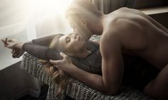 couple having one night stand using  the dry humping metjhod