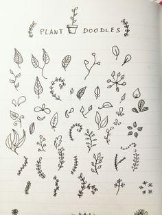 bullet journal doodles - Google Search