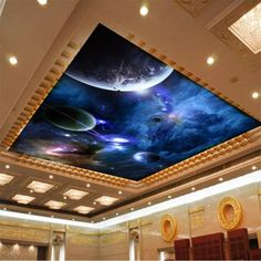 Barato Murais wallpaper 3d estrela planeta universo espaço planeta papel de parede mural de fotos papel de parede, Compro Qualidade Papéis de parede diretamente de fornecedores da China: 3d wallpaper European minimalist bedroom living room TV backdrop KTV stripes abstract  mural wallpaperUSD 12.80/square m