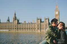 London Southbank Engagement Shoot | Alternative & Creative Wedding Photography UK & Destination | weheartpictures.com