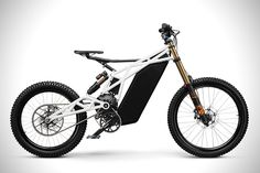 Neematic FR/1 Electric Dirt Bike