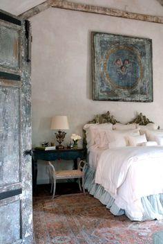 Rustic - #Tuscan #Home #Design - Find More Decor Ideas at:  http://www.IrvineHomeBlog.com/HomeDecor/  ༺༺  ℭƘ ༻༻  and Pinterest Boards   - Christina Khandan - Irvine California