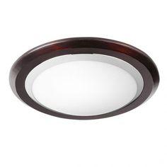 Plafonnier Salle de Bain Classe 2 Ebene chrome blanc 2 ampoules - 79,90€