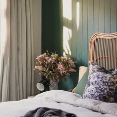 Bedroom inspo at its finest featuring HardieGroove Lining by James Hardie Bedroom Loft, Bedroom Inspo, Two Bedroom, Bedroom Ideas, Bedrooms, Cute Bedroom Decor, Flat Sheets, First Home, Interior Inspiration